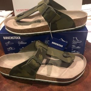 Birkenstock Medina  camo asst medium new